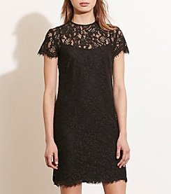 Lauren Ralph Lauren® Lace Short-Sleeve Dress