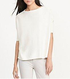 Lauren Ralph Lauren® Foil-Print Sweater