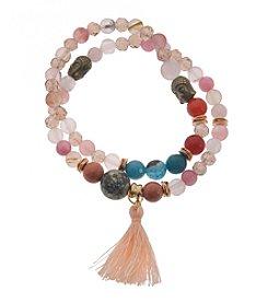 L&J Accessories Tassel Bracelet