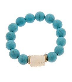 L&J Accessories Turquoise Bracelet