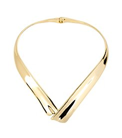 Robert Lee Morris Soho™ Curved Collar Necklace