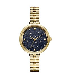 kate spade new york® Goldtone Holland Watch