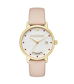 kate spade new york® Metro Watch