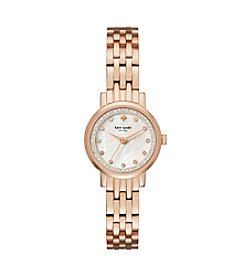 kate spade new york® Mini Monterey Watch