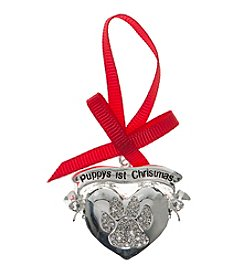 Pet Friends™ Puppy's 1st Christmas Ornament