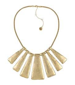 The Sak® Paddle Bib Necklace