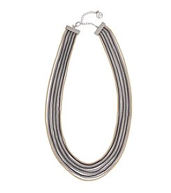 Erica Lyons® Layered Chain Necklace