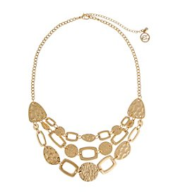 Erica Lyons® Three Row Necklace