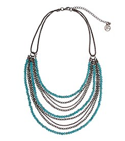 Erica Lyons® Layered Strand Necklace