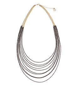 Erica Lyons® Long Layered Chain Necklace