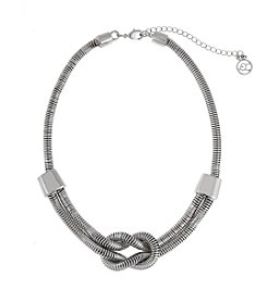 Erica Lyons® Sailor Knot Necklace