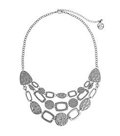 Erica Lyons® Three Row Necklace