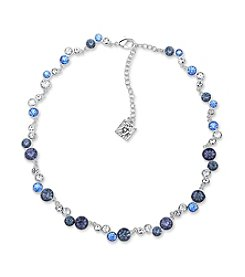 Anne Klein® Blue Collar Necklace
