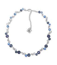 Anne Klein® Blue Collar Necklace