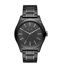 A|X Armani Exchange IP Stainless Steel Watch