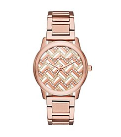 Michael Kors® Hartman Three Hand Watch