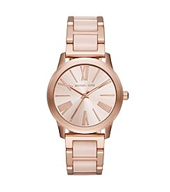 Michael Kors® Hartman  Three-Hand Watch