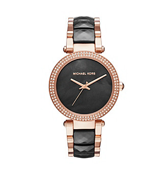 Michael Kors® Parker Three Hand Watch