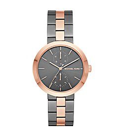 Michael Kors® Garner Three Hand Watch