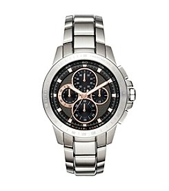 Michael Kors® Ryker Stainless Steel Chronograph Watch