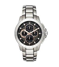 Michael Kors® Ryker Stainless Steel Chronograph Watch