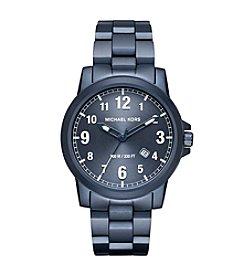 Michael Kors® Paxton IP Three Hand Watch