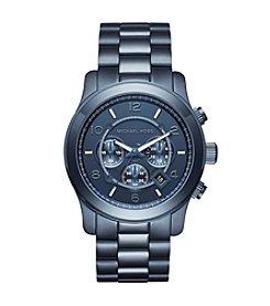 Michael Kors® Runway IP Chronograph Watch