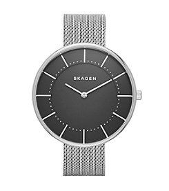 Skagen Gitte Steel-Mesh Watch