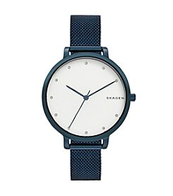 Skagen Women's Hagen Steel Mesh Watch