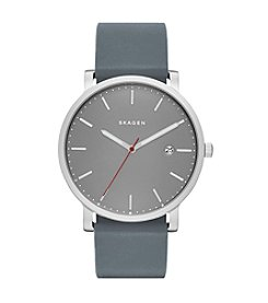 Skagen Denmark Watch With Silicone Strap