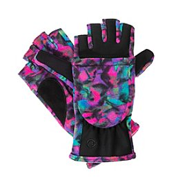 Isotoner® Signature Womens Flip Top Gloves With Convertible Thumb