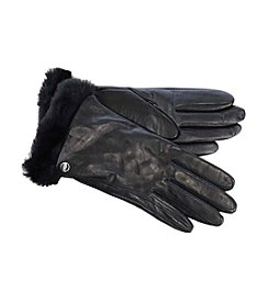 UGG® Classic Leather Smart Gloves