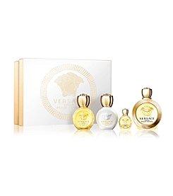 Versace® Eros Pour Femme Gift Set (A $99 Value)