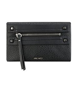 Nine West® Get Poppin Foldover Wallet