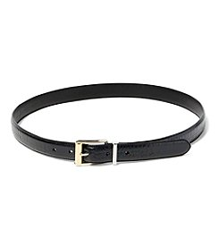 Lauren Ralph Lauren® Reversible Croc-Embossed Belt