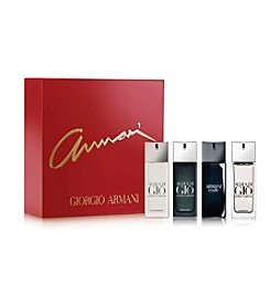 Giorgio Armani® World Of Armani Travel Size Gift Set (A $146 Value)