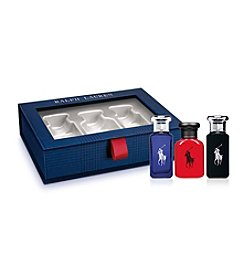 Ralph Lauren® Polo Red Coffret Gift Set (A $124 Value)