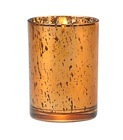 Aromatique Southern Persimmon Metallic Votive