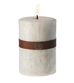 Aromatique Southern Persimmon Palm Wax Pillar Candle