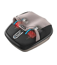 Homedics Shiatsu Airmax Foot Massager With Heat