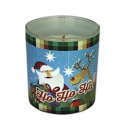 Deco Glow Ho Ho Ho Scentament Candle