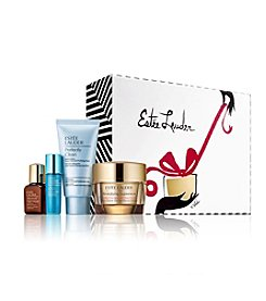 Estee Lauder Global Anti-Aging Essentials Gift Set (A $138 Value)