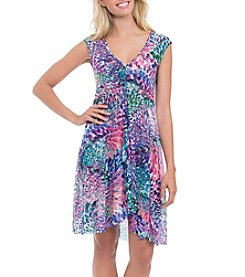Profile by Gottex® Brush Stroke Dress Cover-Up