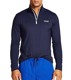 Polo Sport® Men's Stretch-Jersey 1/2 Zip Pullover