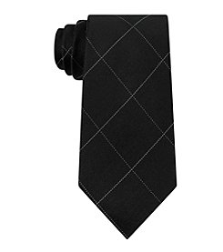 Calvin Klein Classic Windowpane Tie