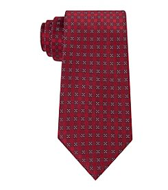 Calvin Klein Red Hot Four Square Tie