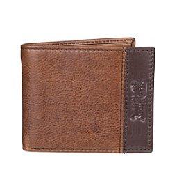 Levi's® 2-Tone X-Cap Slimfold Wallet