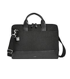 Skagen® Peder Nylon Briefcase
