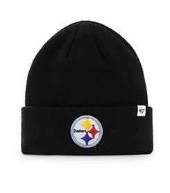 47 Brand® NFL® Pittsburgh Steelers Men's Raised Cuff Knit Hat