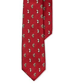 Lauren Ralph Lauren® Holly-Print Silk Tie
